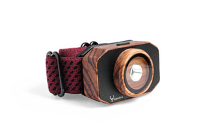 Origin Zebra Wood (Maroon)