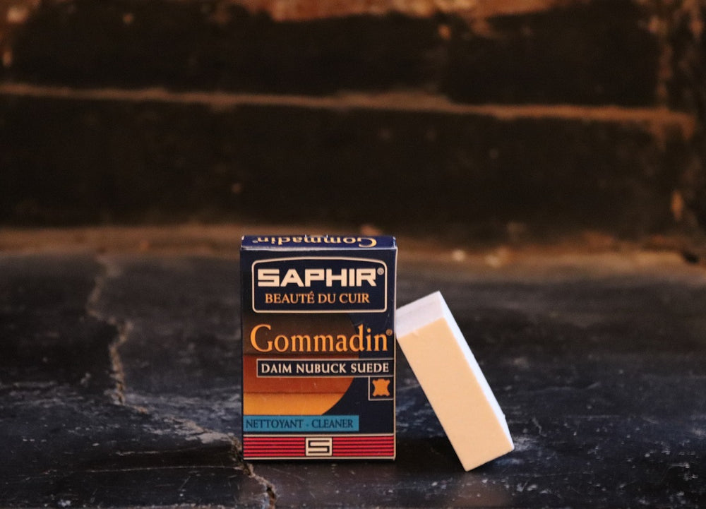Saphir Gommadin Suede Cleaner