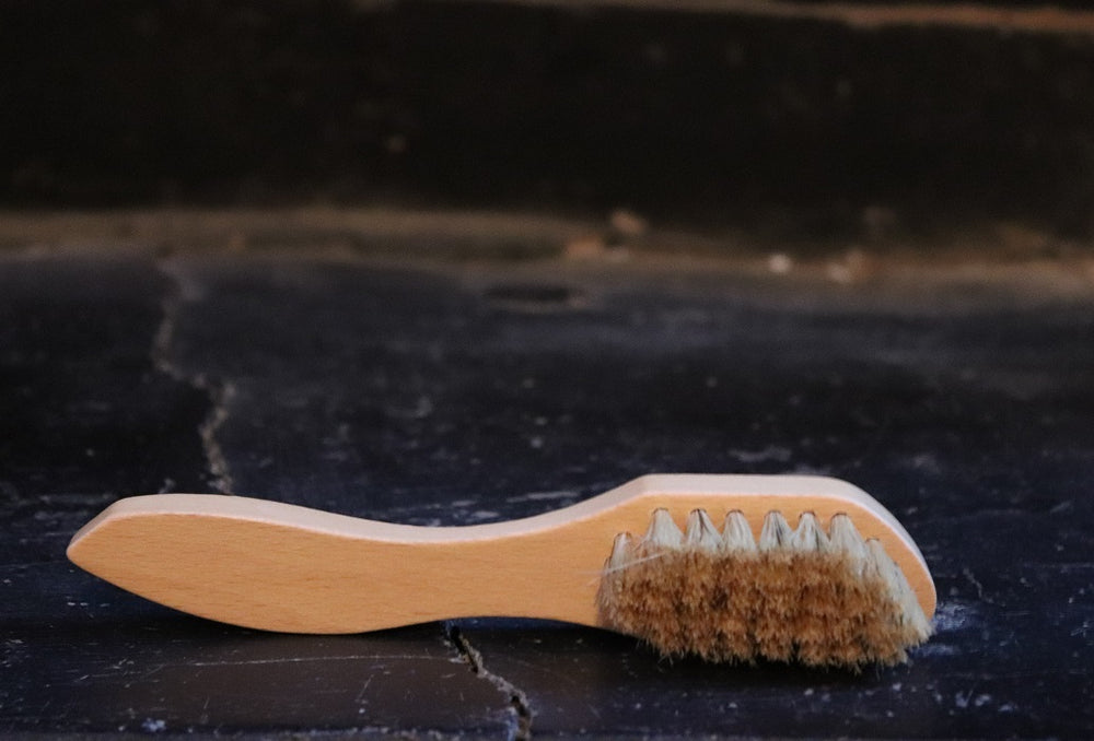 Saphir Spatula Brush - Medium
