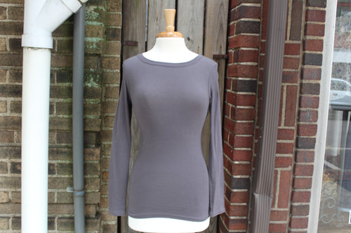 Active Basic Long Sleeved Tee