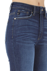 Denim High Rise Skinny Jeans