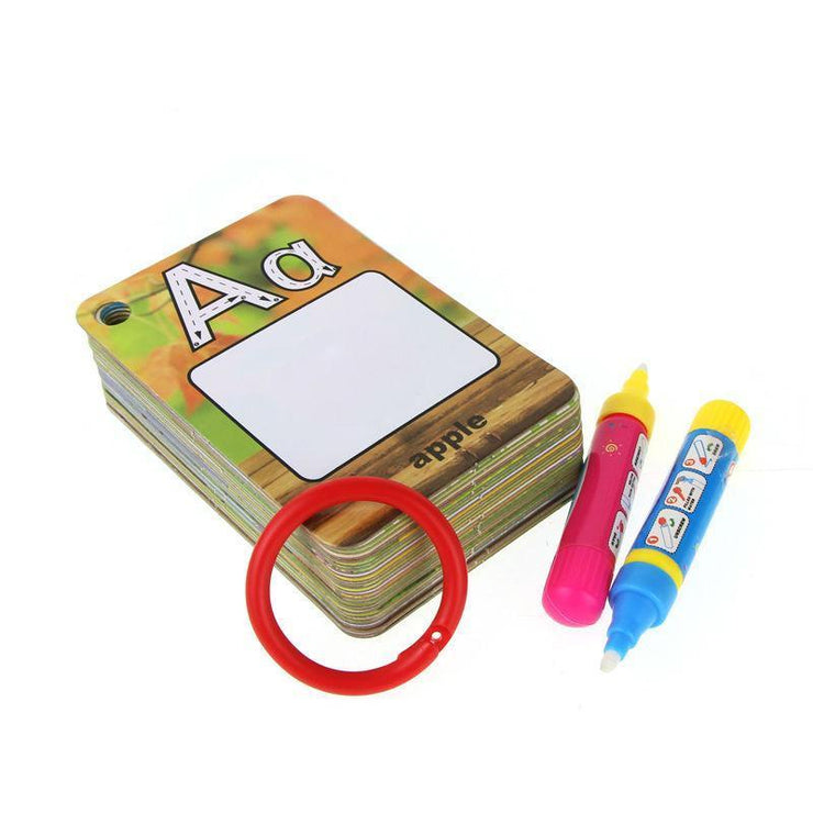 Water Based ABC Drawing Set