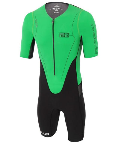HUUB DS Long Course Triathlon Suit Green