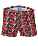 HUUB Swim Training Trunk Houndstooth