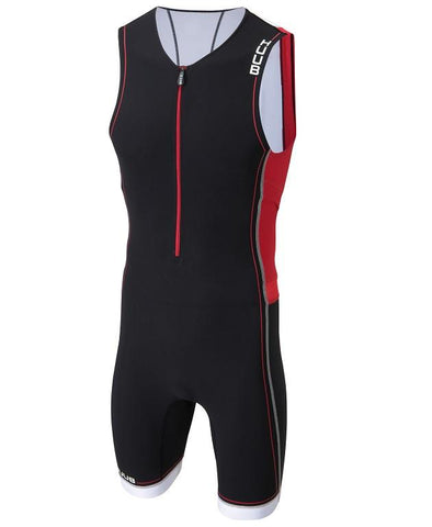 HUUB Core Triathlon Suit - Mens Black/White