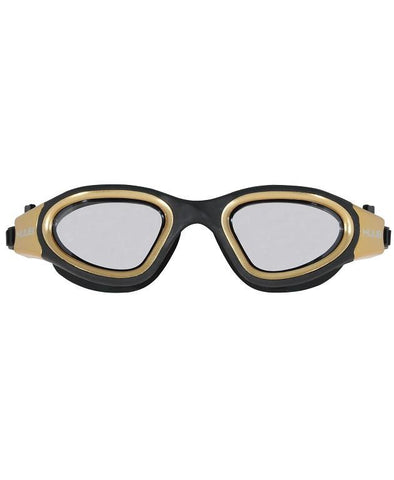 HUUB Aphotic Swim Goggle - Black & Gold