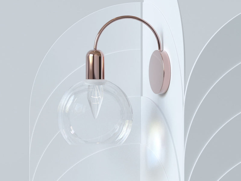 Product focus - houseof you wall light.