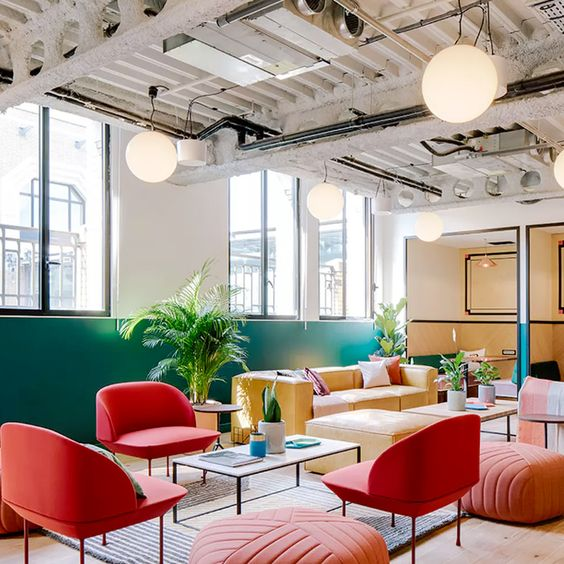 Wework interior | houseof