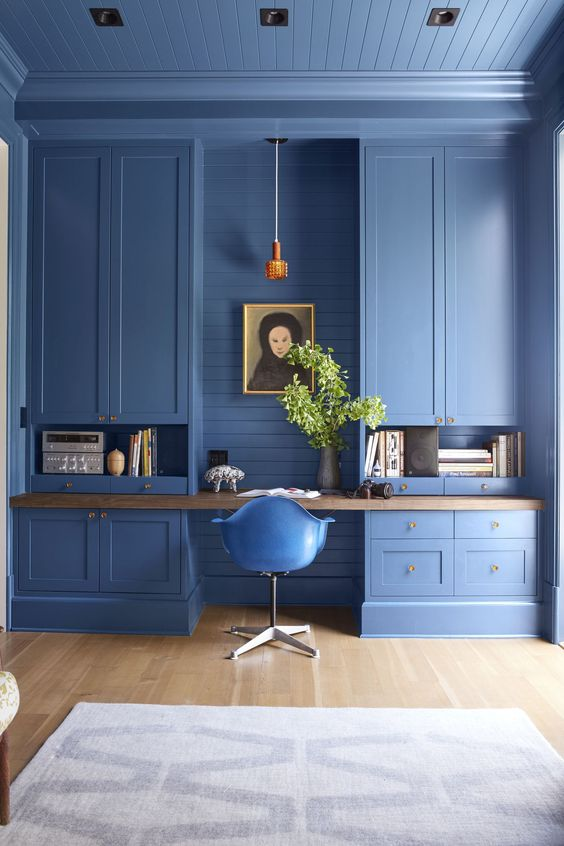 blue office | daylight | houseof