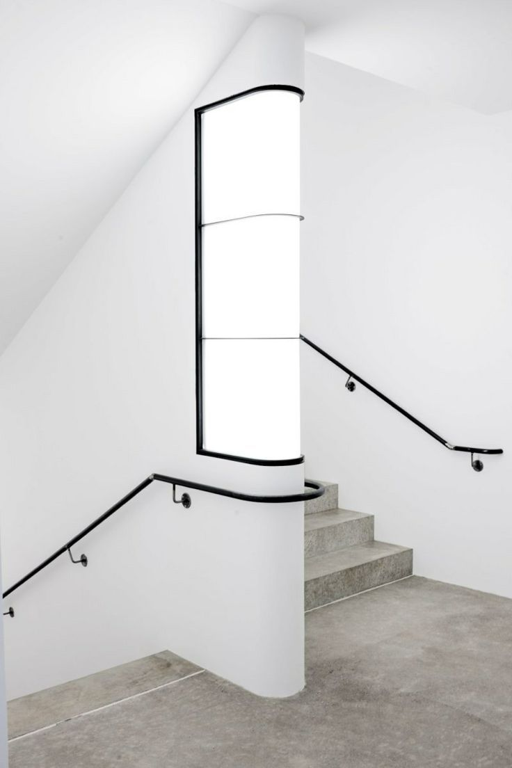modern staircase | houseof | staircase lighting