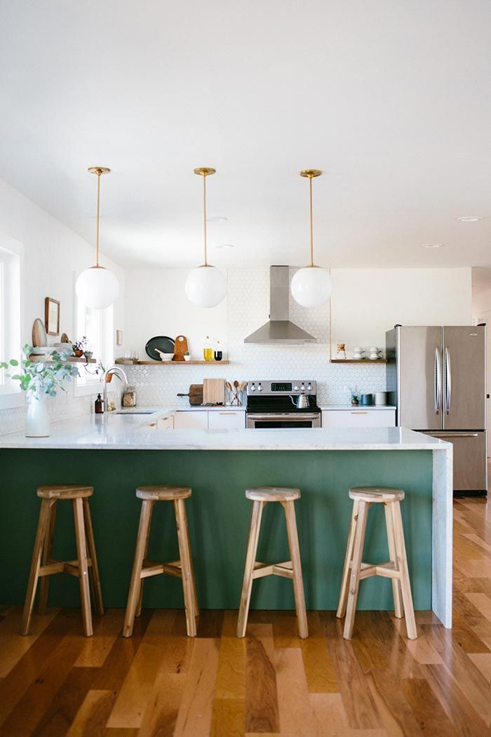 breakfast bar lighting hung in pairs houseof.com