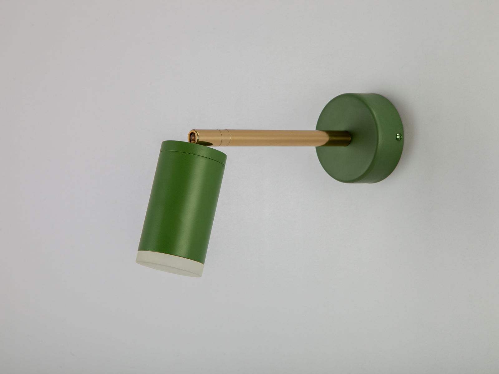 LED task wall light olive | off | houseof.com