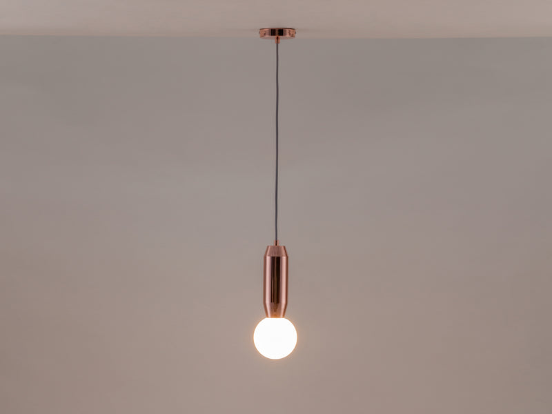 Pendant ceiling light copper | dark | houseof.com