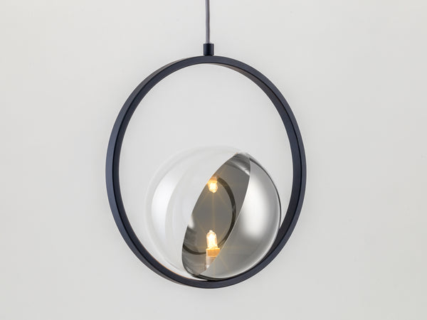 Ring ceiling light charcoal | zoom | houseof.com