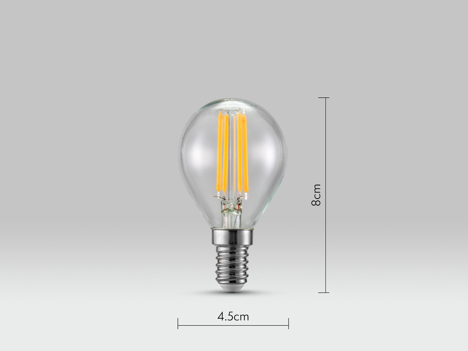 Ses led 2w bulb | dimensions | houseof.com