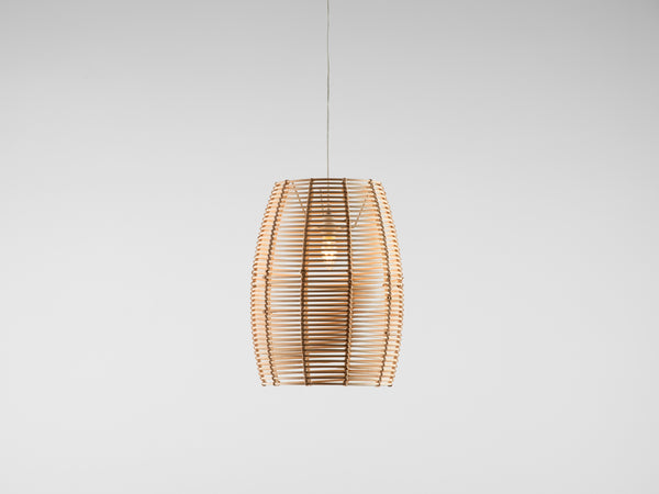 Tall rattan shade natural | on | houseof.com