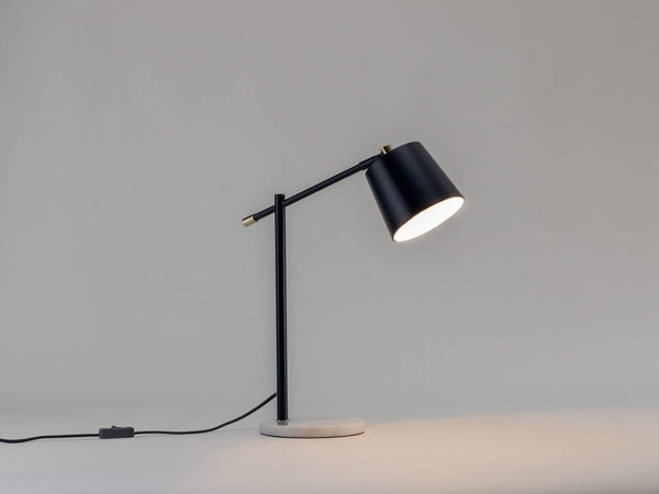 Task desk lamp charcoal | dark | houseof.com