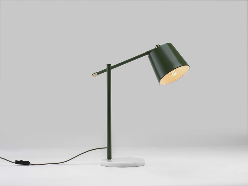 Task desk lamp olive | on | houseof.com