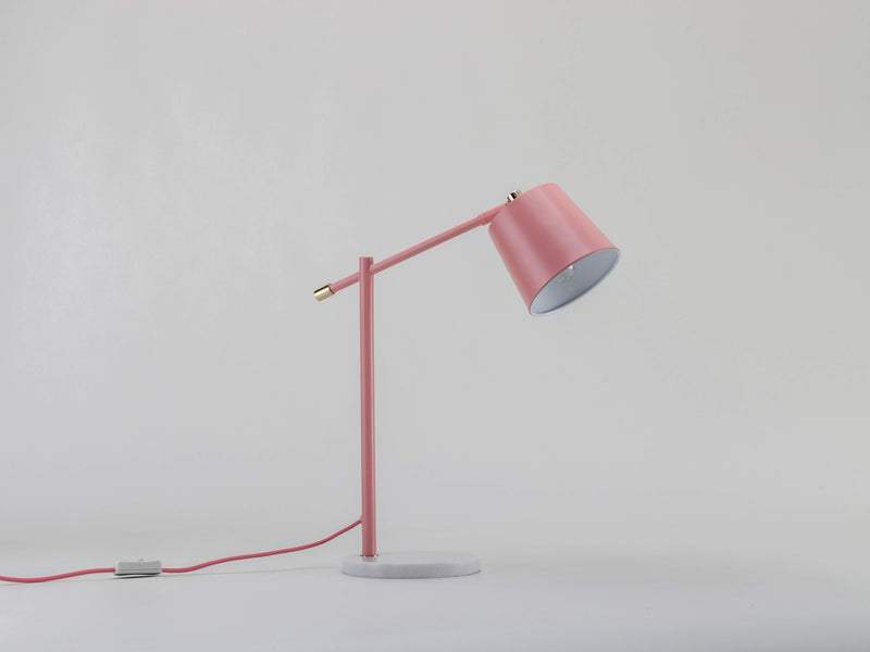 Task desk lamp pink | off | houseof.com