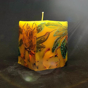 Tropical flower Scented candle Scented candle Candle Affair