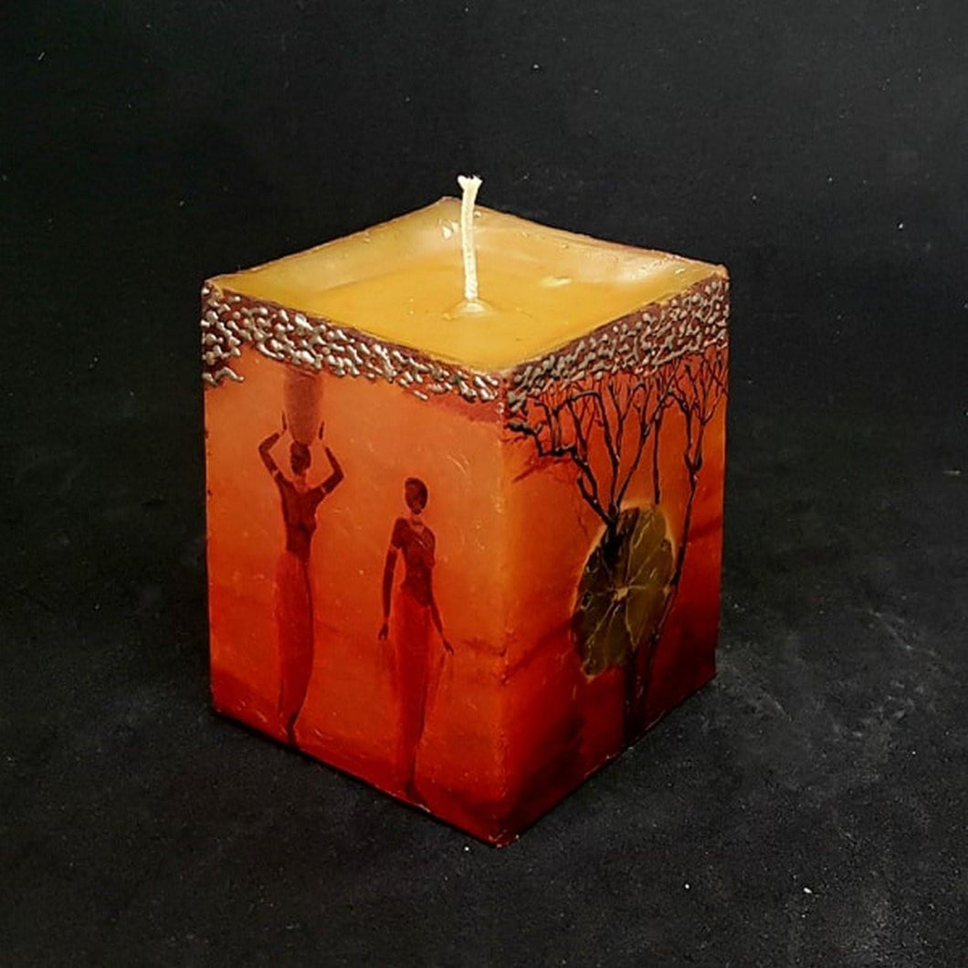 Fig tree sunset Scented candle [product_type] Candle Affair