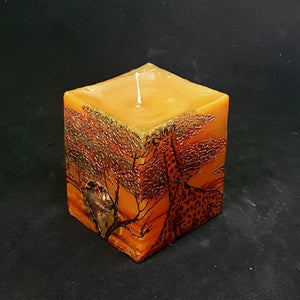 Giraffe kingdom Scented candle [product_type] Candle Affair