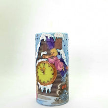 Load image into Gallery viewer, Pillar candle Magic Christmas candle [product_type] Candle Affair