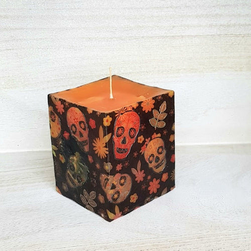 Halloween Large scented candle Scented Candles CandleAffair