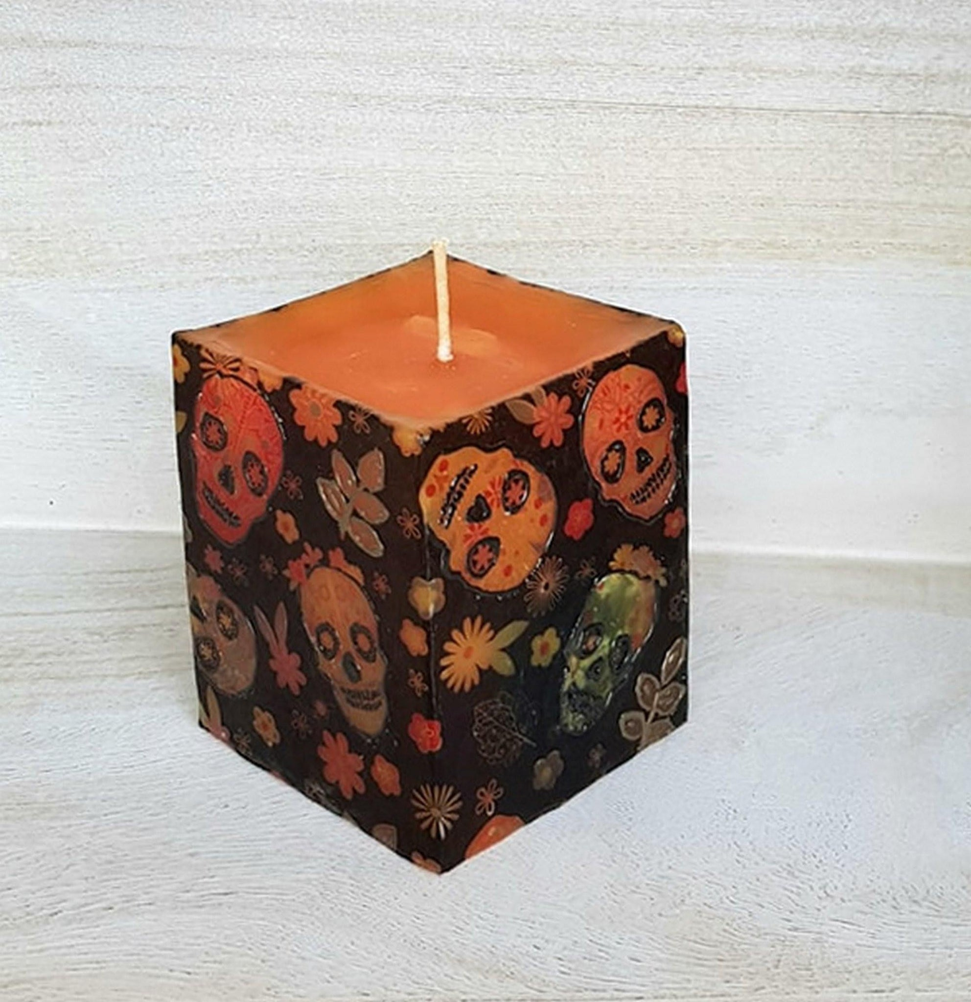 Halloween Large Scented Candle Candle Affair