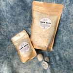 GLOW Bath Salt Blend - 2.5 oz or 1 lb bag