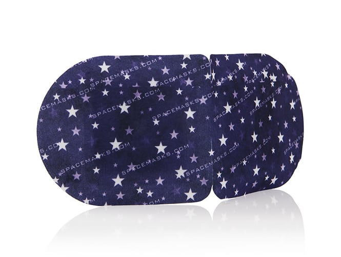Spacemasks Self-Heating Eye Mask for insomnia