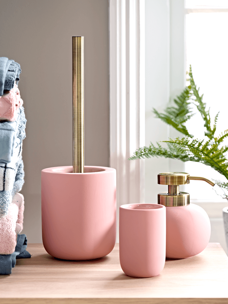 ceramic-toilet-brush-toothbrush-holder-and-soap-dispenser---blush-h-cembrushblsh-h-cemsoapblsh-h-cemtoothblsh_2
