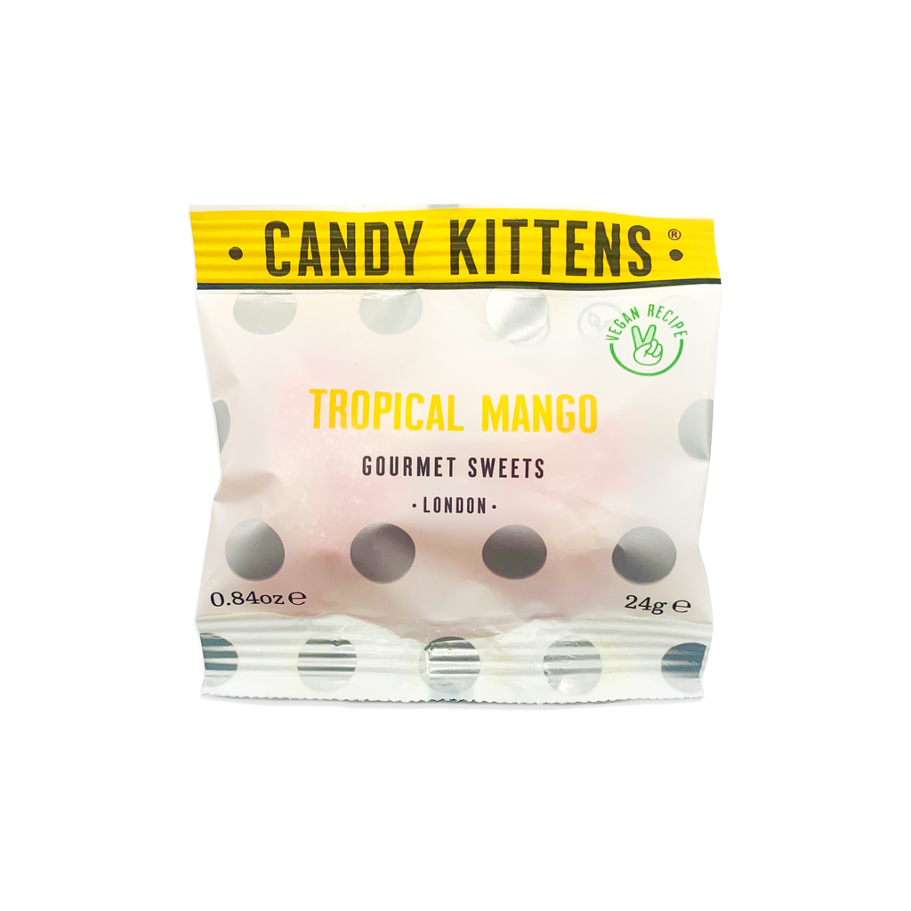 Candy Kittens Tropical Mango 24g bag