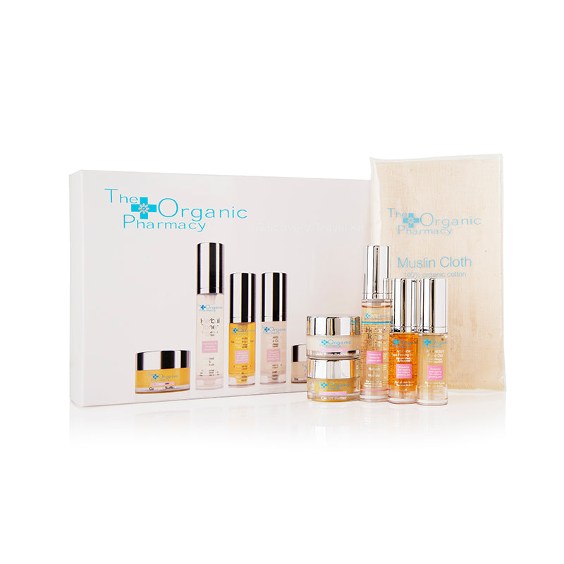 The Organic Pharmacy Mini Travel Essentials Kit