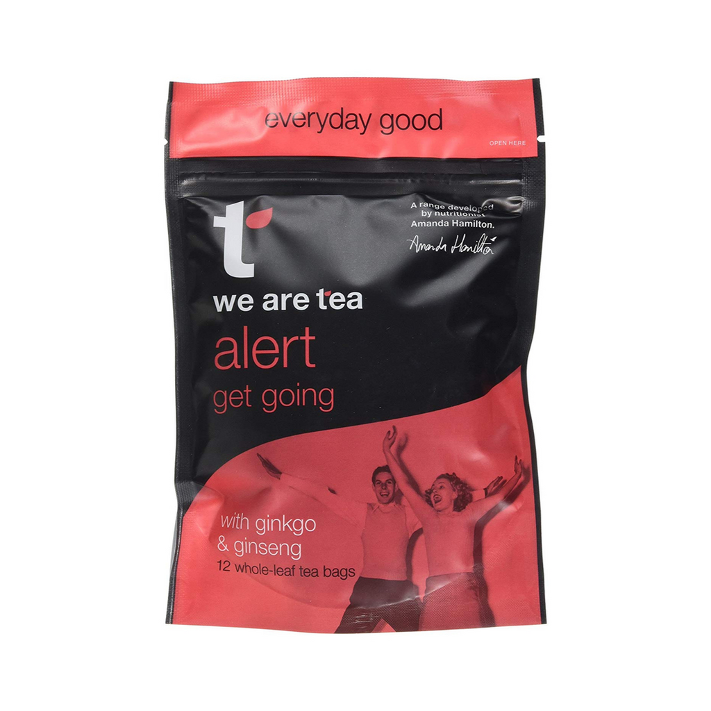 We Are Tea Protect  OR Alert Tea bags
