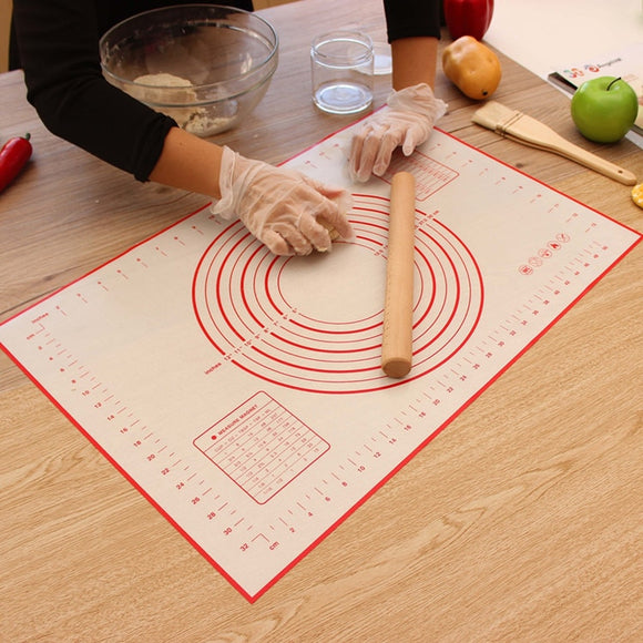 Silicone Dough Heat Resistance Mat