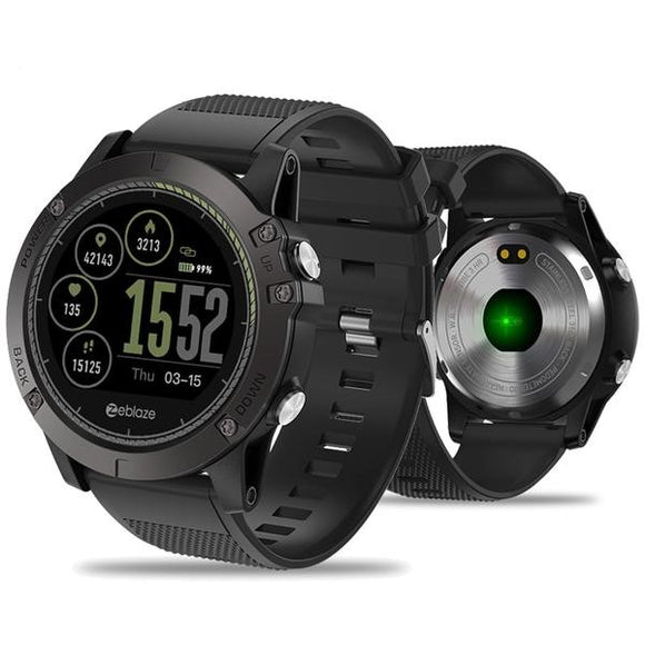 Active® Smartwatch Heart Rate Monitor