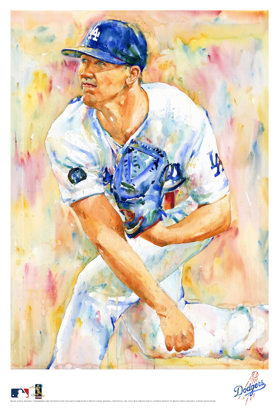 Walker Buehler Watercolor Fine Art Print