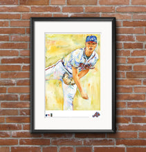 Load image into Gallery viewer, Mike Soroka Watercolor Fine Art Print