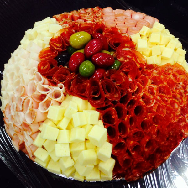 Meat and Cheese Platter - Medium