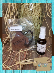 "Punchy ""Ranch Hand"" Car Scent Bundle Gift Country Rogue"