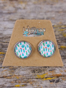 Earrings - Cactus Craze Jewelry Southern Charm Trading Co