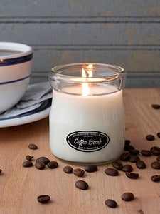 Coffee Break Cream Jar Candle 5 oz.