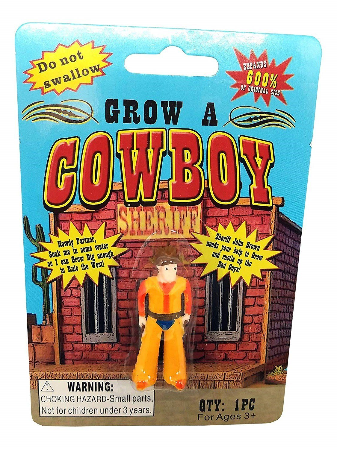 Grow a Cowboy Souvenir Hamilton Group