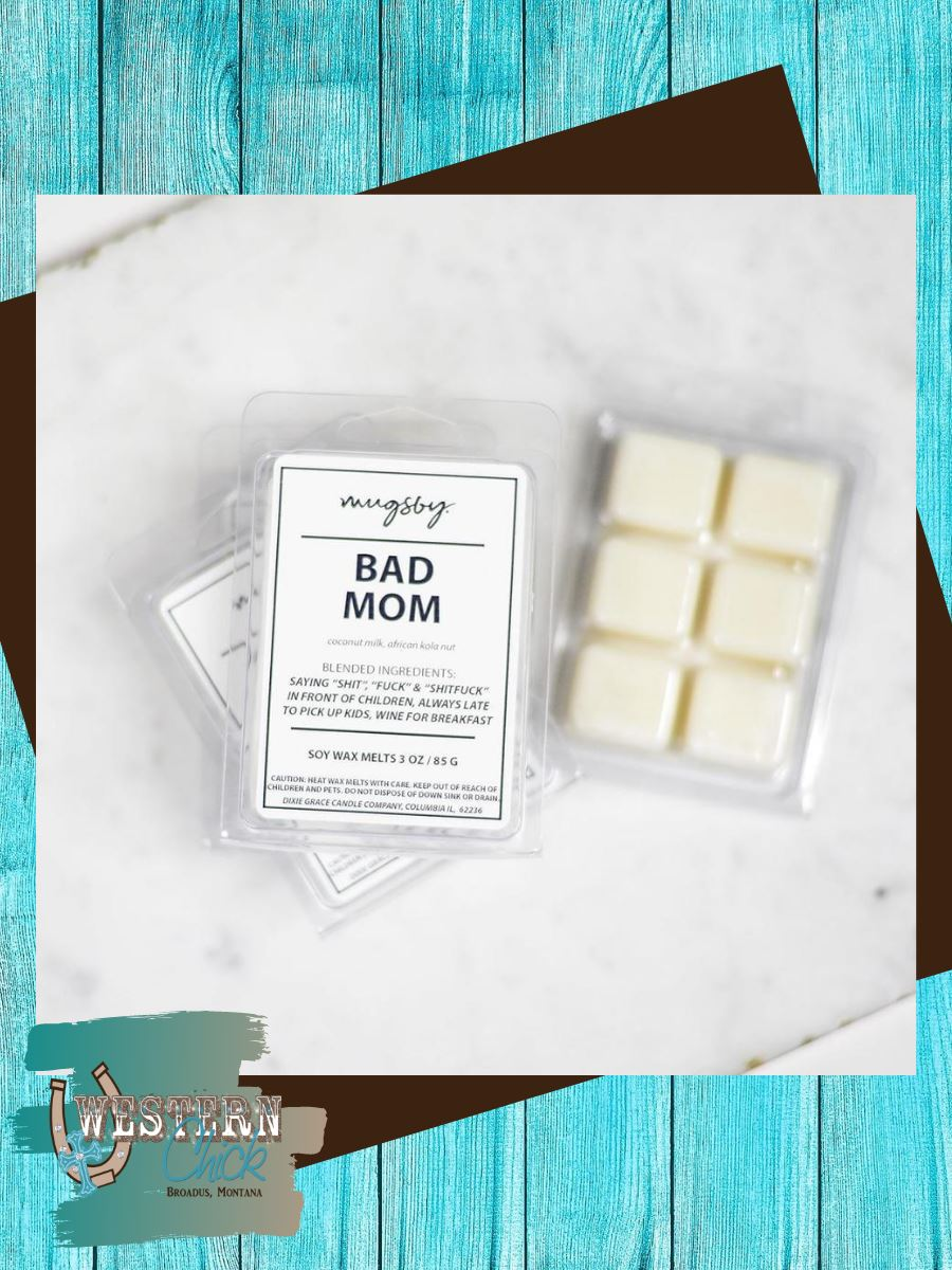Bad Moms Wax Melts Candles & Melts Mugsby