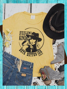 Beth Dutton Tee Graphic Tee Southern Grace