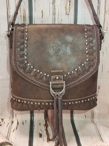 Montana West Western Collection Handbag - Coffee Handbags Her Station