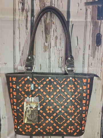 Montana West Aztec Tote Bag