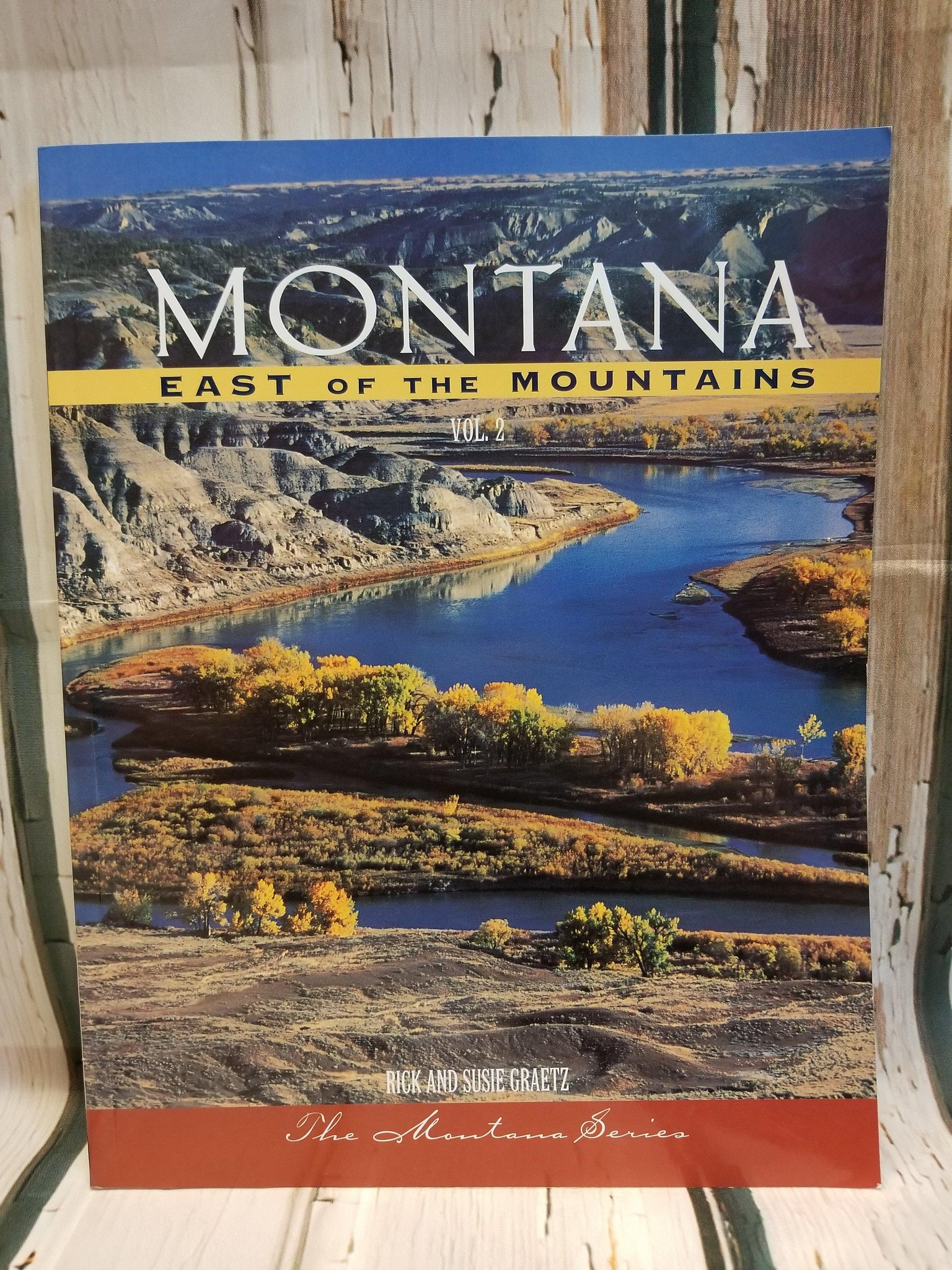 Montana East of the Mountains Vol 2 Book Farcountry Press
