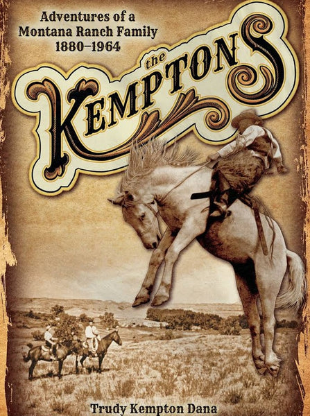The Kemptons Book Farcountry Press